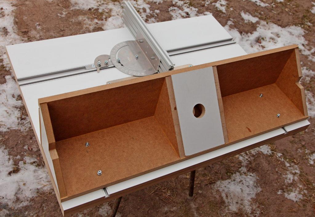 Столешница для ручного фрезера. Комплект.